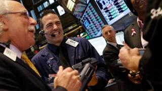 Aktienkurse im Achterbahn-Modus
