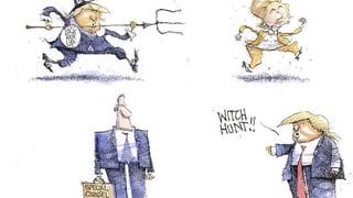 #Witchhunt: Eine kleine Geschichtslektion für Trump