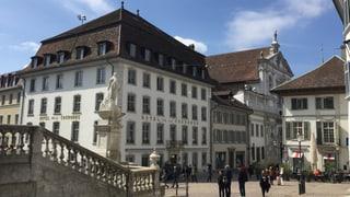 Solothurn hat seine Krone wieder