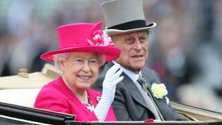 Queen Elizabeth und Prinz Philip feiern 70. Hochzeitstag