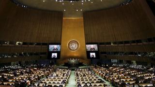 UNO-Gipfel: Wenn alles Priorität hat, was hat dann Priorität?