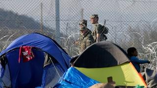 «Festung Europa» als Bollwerk gegen neue Fluchtrouten
