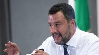 Salvini vul tant pli spert elecziuns novas