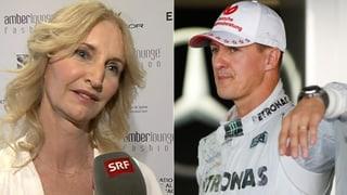 Wegen Schumi: Eddie Irvines Schwester bricht in Tränen aus