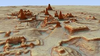 Wie die Lidar-Technik verborgene Maya-Kultur zutage bringt
