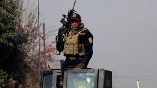 Irakische Armee erobert Ostteil der IS-Hochburg