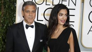 Frau zu schlau? – George Clooney fühlt sich wie ein Idiot