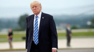 Zickzackkurs der USA in der Koreakrise