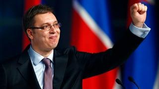 Serbiens neuer Mann – ein alter Bekannter