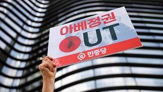 Japan und Südkorea auf Konfrontationskurs