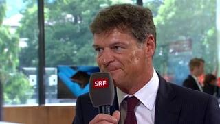 Credit Suisse: «Die Stimmung ist Bombe»