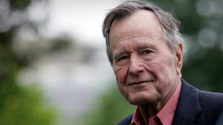 George Bush senior ist tot