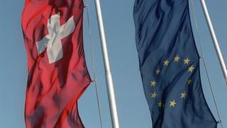 EU treibt Steuerverhandlungen mit der Schweiz voran