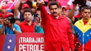 «Wir stehen vor einem Putsch gegen Venezuela»