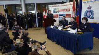 Kanadische Polizei verhindert Terroranschlag auf Zug