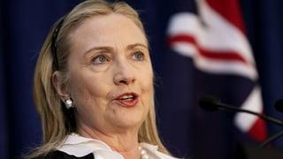 Bengasi-Affäre: Clinton zeigt Rückgrat