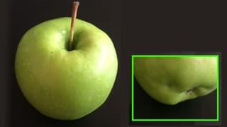 Umfrage: Würden Sie diese Äpfel kaufen?