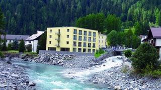 Burn-Out Klinik: 13% der Patienten kommen aus Graubünden