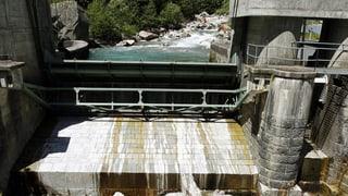 Alpiq-Krise: Uri wehrt sich gegen tiefere Wasserzinsen
