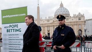 Papstwetten: 2:1 auf Angelo Scola
