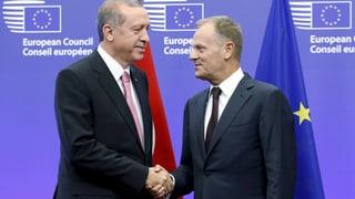 Flüchtlingskrise: EU stellt Türkei Milliarden-Hilfe in Aussicht