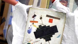 Kunstfälscher-Ring gesprengt: Geld lag vermutlich in der Schweiz
