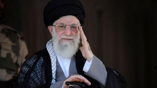 Chamenei pocht auf Irans Rechte