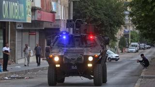 Zwei türkische Soldaten bei Anschlag getötet