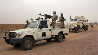 UNO-Blauhelme vergewaltigen erneut Minderjährige