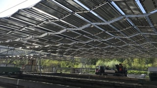 Auszeichnung für «Handorgel-Solaranlage» in Chur