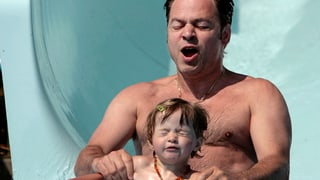 Vaterschaftsurlaubs-Initiative ist zu Stande gekommen