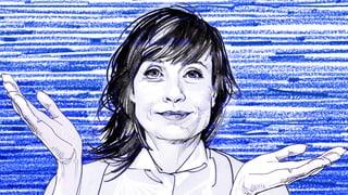 Ewa Hess: «Der Hafenkran ist freier Blick aufs Mittelmeer light»
