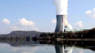 Die Schweizer Atomkraftwerke im Überblick