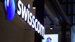 Er Swisscom pertutgada da scandal da cartels