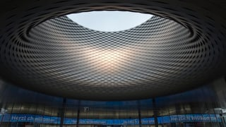 Die Messe Schweiz wird wohl Hallen abstossen