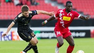 So gewann Sion den Europa-League-Auftakt