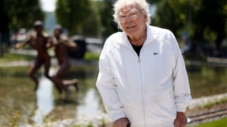 Hans Erni wird 105