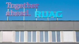 Der bisher grösste bekannte Hacker-Angriff betraf den bundeseigenen Rüstungskonzern RUAG.