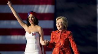 Diese Promis stehen hinter Hillary
