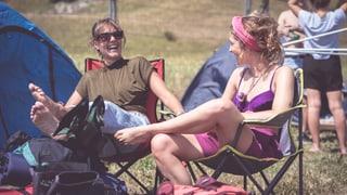 La gievgia da l'Open Air Lumnezia 2018