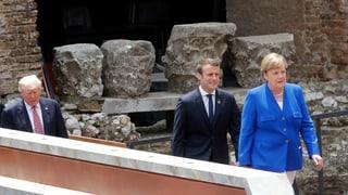 Westliche Allianz gegen Moskau