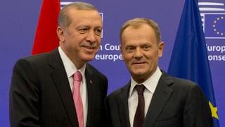 Erdogan in Brüssel: Türkei und EU haben sich wenig zu sagen