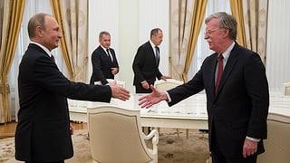 Inscunter tranter Trump e Putin