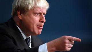 Boris Johnson vor dem Einzug in die Downing Street?