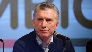 Präsident Macri verliert Stimmungstest deutlich