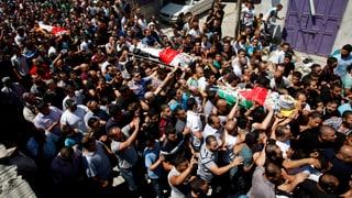 Neue Gewalt in Nahost – Palästinenser sagen Gespräche ab