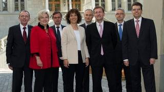Berner Regierungsrätinnen verzichten auf Sitzungsgelder