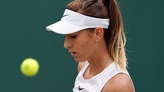 «Out» per Belinda Bencic al Grand Slam a Wimbledon