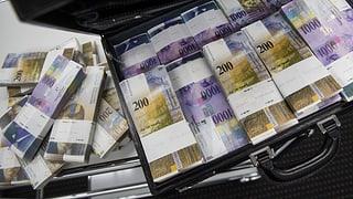 St. Galler Finanzen im Gleichgewicht
