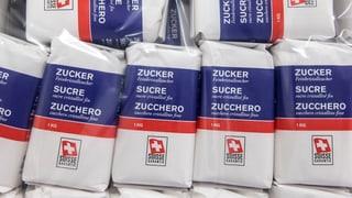 Dunkle Zeiten für Schweizer Zucker